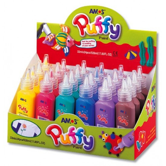Amos Puffy Paint PUP22D24
