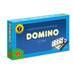 Board game Alexander Domino Classic Ivory 1367