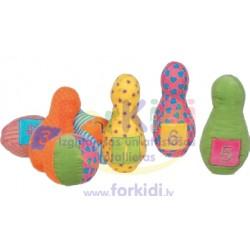 Activity toy Artesania Beatriz Soft Bowling 4038