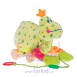 Activity toy Artesania Beatriz Frog 4660