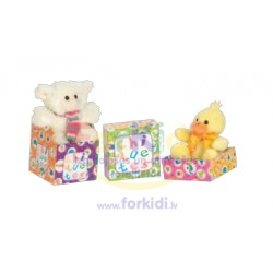 Plush toy Artesania Beatriz 5914
