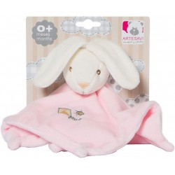 Soft toy Doudou bunny Artesavi 2034B