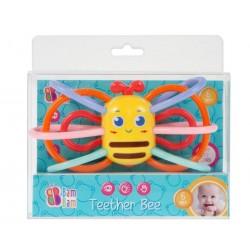 Bam Bam Rattle Teether Bee 429200