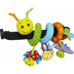 Activity toy Biba Toys Happy Bugs Activity Spiral GD074