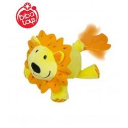 Activity toy with vibration Biba Toys Pull & Go Lion JF948