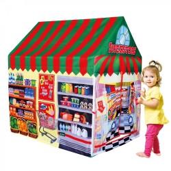 Children's tent Bino Spielzelt Kaufladen 82817