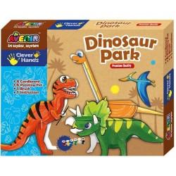 Craft set Bino Dinosaur Park CH1091