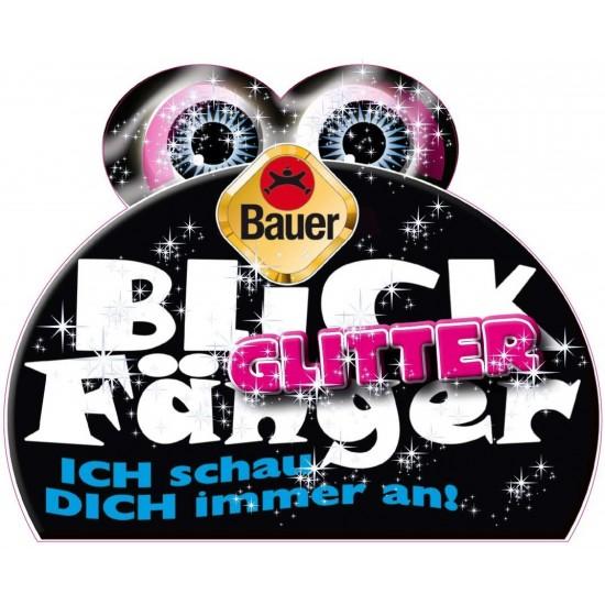 Plush toy Bauer Plush Owl gray 20 cm Blickfanger 14166