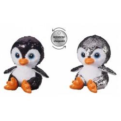 Plush toy Bauer Plush Penguin Glitter 20 cm 14301
