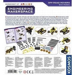 Children's set Kosmos Engineering Makerspace Off- Road Rovers 1665142