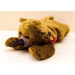 Plush toy Bauer Plush Bear 40cm lying 19063