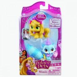 Play set Palace Pets Disney Raccoon's Pocahontas and Rapunzel's Puppy 20806