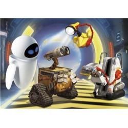 Clementoni Wall - E puzzles 2x20 pcs 24672