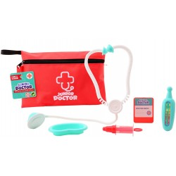 Play set doctor in a bag Medical Kit in bag 6-piece 27642
