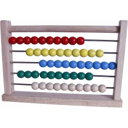 Educational toy Ferry Wooden Counting Frame 320016