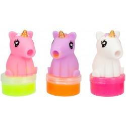 Depesche Unicorn Slime spitting 3 assorted 8 cm 4190