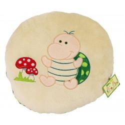 Plush Pillow Turtle Round 30cm 86241