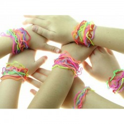 Bracelets 12 pieces Silly Bandz Disney Fairy 93031