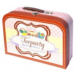 Craft set Tea Service in a Suitcase for painting and playing 9326732
