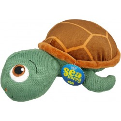 Soft knitted toy Sea Happy Plush Turtle Otto 28x22 cm 93808