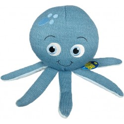 Soft knitted toy Sea Happy Plush Octopus Luna 25x15 cm 93809