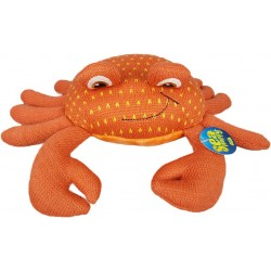 Soft knitted toy Sea Happy Plush Crab 34x22 cm 93820