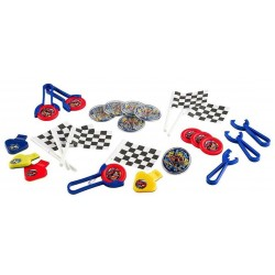 Blaze and the Monster Machines Party Favour set 24 parts 9901366