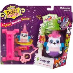 Play set Hasbro FurReal Friends Dizzy Dancers Rock N Swirl Collection Sharpanda Pet A0475