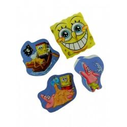 Bathing set Spongebob Foam Bath Puzzle 19,5x15,5cm SBS5575