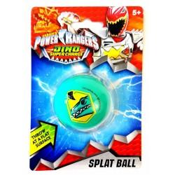 POWER RANGERS – DINO SUPER CHARGE SPLAT BALL - STRESS BALL - SQUEEZE BALL - SPLAT CATCH SV13122