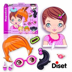 Game with magnets Diset Sara 63245