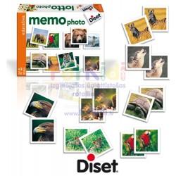 Board game Diset Memo Photo 63688