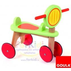 Goula Children's Wooden Trike Motorbike 54159