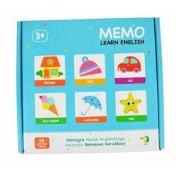 Board game Dodo Memo Learning English 300104