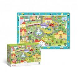 Puzzle - game Dodo City Life 80 pcs 300135