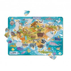 Dodo Puzzle Frame Eurasia 300174