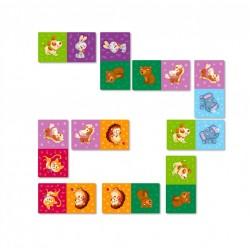 Board game Dodo Domino Animals 300248