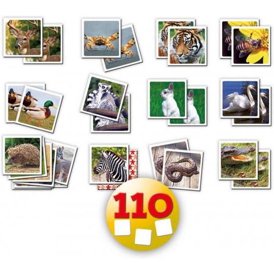 Board game Educa Borras Memo Identic Natura 14783