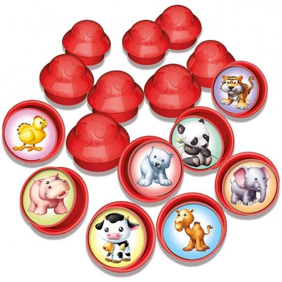 Board game Educa Borras Baby Identic Memo Game 15866