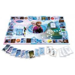 Board game (in Spanish) Educa Games Frozen, Juice Table Interactive 16219