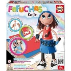 Craft set Educa Borras Fofucha Katie Pop Doll 16362