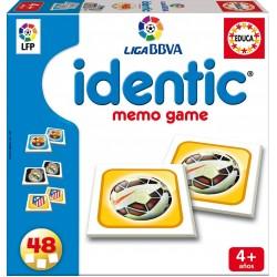Board game Educa Borras Memo Identic Escudos Liga de Fútbol Profesional 48 Cartas 16385