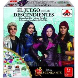 """Board game (in Spanish) Educa """"El juego de Los Descendientes"""" The Descendants Game 16529"""