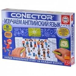 Electronic board game - quiz Educa Conector Learn English 17492