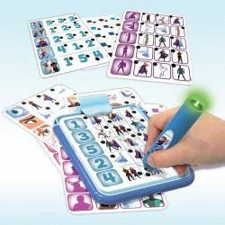 Electronic board game - quiz Educa Conector Junior Frozen II 1854