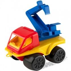 Car Game Movil Lorry & Crane 25708