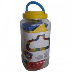 Constructor Game Movil Baby Road in Plastic Bottle 50104