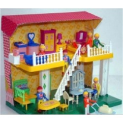 Constructor Game Movil New Doll House 12101