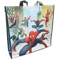 Grafix Spiderman Reusable Bag 38x36x11cm 048044