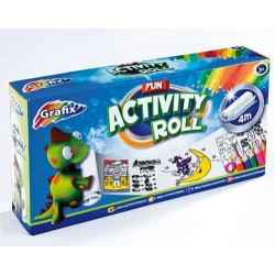 Art set Grafix Activity Roll 110139